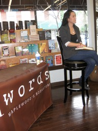 Words, Maplewood's Bookstore, 5/16/10